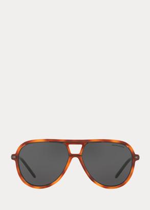 Ralph Lauren Automotive Pilot Sunglasses