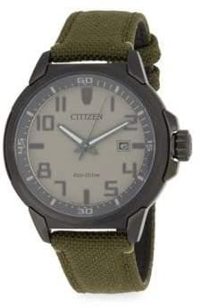 Citizen Stainless Steel Strap Watch
