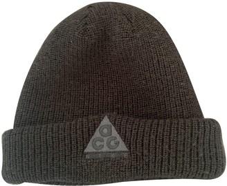 Nike Acg Black Wool Hats & pull on hats