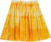 LE PETIT LUCAS DU TERTRE Tie Dye Skirt