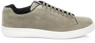 Church's Mirfield Suede Low-Top Sneakers