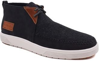 Pendleton Men's Water-Resistant Wool Mid Sneakers- La Brea Mid