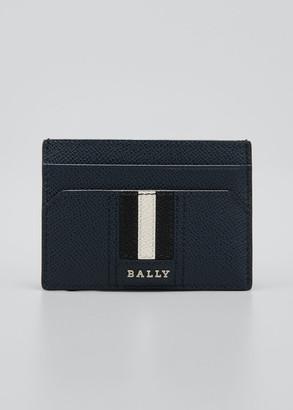Bally Men's Taclipos Trainspotting Card Case w/ Money Clip