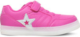 Lelli Kelly Kids Tracy light-up leather trainers