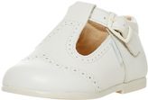 Angelitos Wingtip T-Strap Flat