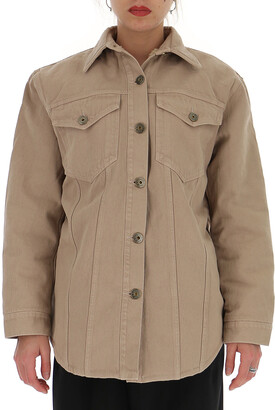 Nanushka Nusta Denim Jacket