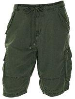 Calvin Klein Jeans Men's Cold Pigment Dye Cargo Short