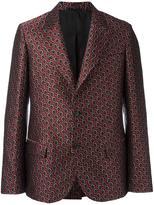 Ermanno Scervino geometric pattern blazer