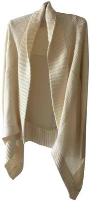 Willow White Wool Knitwear for Women