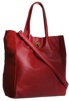 Rachel Zoe Eve Medium Day Tote (Rouge) - Bags and Luggage