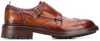 Officine Creative Sheffield monk shoes