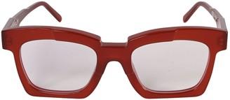 Kuboraum Square Frame Glasses