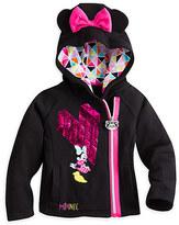 Disney Minnie Mouse Fleece Zip Hoodie for Girls