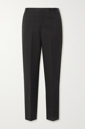 Vince Cotton-blend Tapered Pants