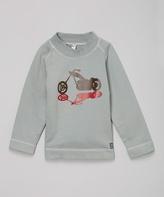 Nano Steel Motorcycle Sweatshirt - Toddler & Boys