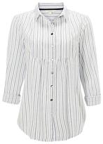 White Stuff Chantilly Stripe Shirt, White