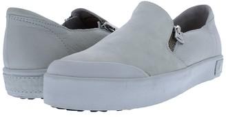 Blackstone Slip-On Leather Sneaker