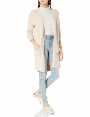 Angie Women's Super Soft Open Cardigan with Pockets