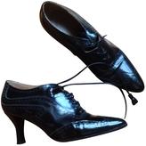 Hermes Patent leather heels