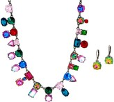 Logo By Lori Goldstein LOGO Links by Lori Goldstein Color Crush Necklace & Earring Set