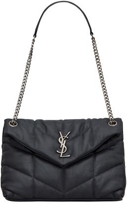 Saint Laurent LouLou Small Puffer Shoulder Bag