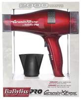 Babyliss Ceramix Xtreme® Professional Turbo Dryer Red