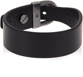 Bottega Veneta Adjustable leather bracelet