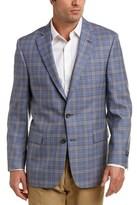 Brooks Brothers Regent Fit Wool Jacket.