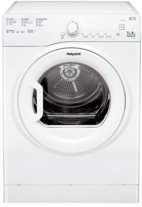 Hotpoint TVFS73BGP 7KG Vented Tumble Dryer - White