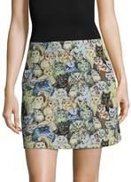 Paul & Joe Sister Women's Kidkat Cat Skirt