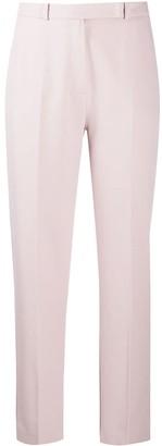 Patrizia Pepe Tailored Pressed-Pleat Trousers