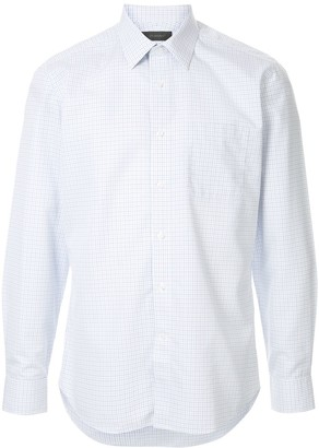 Durban Check Long-Sleeve Shirt