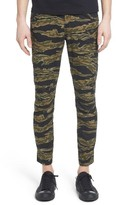 G Star Men's Elwood X25 Tiger Camo Pants