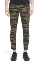 G Star Men's Elwood X25 Tiger Slim Fit Camo Pants