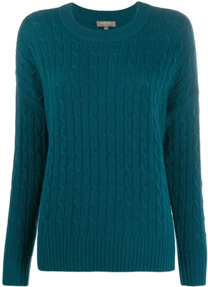 N.Peal Low Hem Jumper