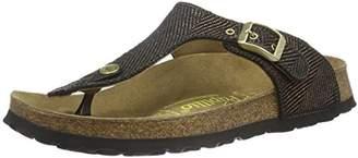 Birkenstock Gizeh Textil, Women's Open Toe Sandals,(38 EU)
