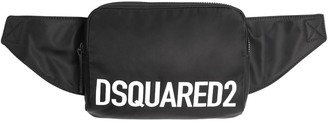 DSQUARED2 Logo Print Nylon Belt Bag