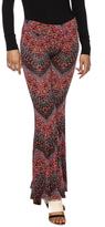 Veronica M Printed Flare Pant