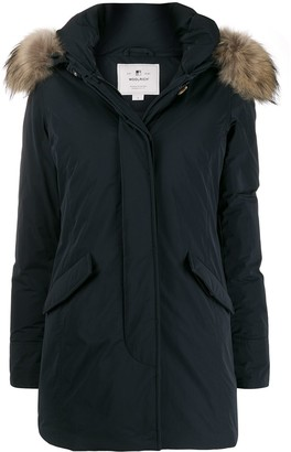 Woolrich Hooded Padded Parka