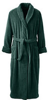 Lands' End Men's 14 ounce Full Length Turkish Terry Robe-Pine