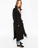 Asos Duster Coat in Relaxed Fit