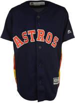 Majestic Kids' Houston Astros Blank Replica Jersey, Big Boys (8-20)