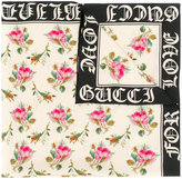 Gucci gothic blind for love scarf