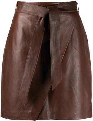 L'Autre Chose Wrap Skirt