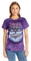 The Mountain Junior's Big Face Cheshire Cat Graphic T-Shirt