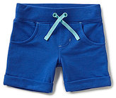 Class Club Adventure Wear by Little Boys 2T-6 French Terry Shorts