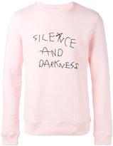 Soulland Silence sweatshirt - men - Cotton/Polyester - M