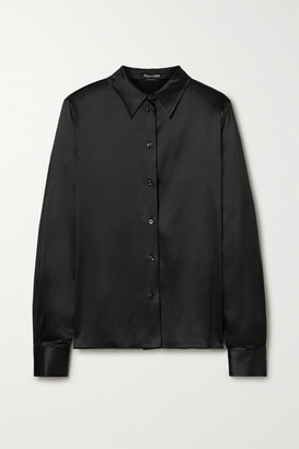 Tom Ford Silk-blend Satin Shirt