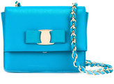 Salvatore Ferragamo Ginny crossbody bag - women - Calf Leather/Metal (Other) - One Size
