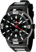 Torgoen Swiss Men's T23305 T23 200 ATM GMT Dive Watch